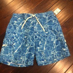 Bay Rapids swim trunks NWT